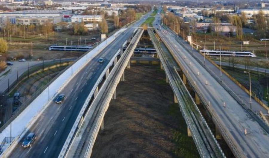 Łódź: Przetarg na wiadukt Dąbrowskiego - otwarcie ofert