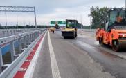 Warszawa. Kończą się prace gwarancyjne na moście południowym
