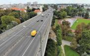 Przebudowa wiaduktów Trasy Łazienkowskiej – pierwsze prace