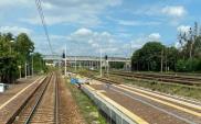 Wrocław Brochów. Prace trwają pozornie, pociągi jeżdżą dłużej faktycznie