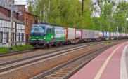 Rosną przewozy intermodalne na kolei