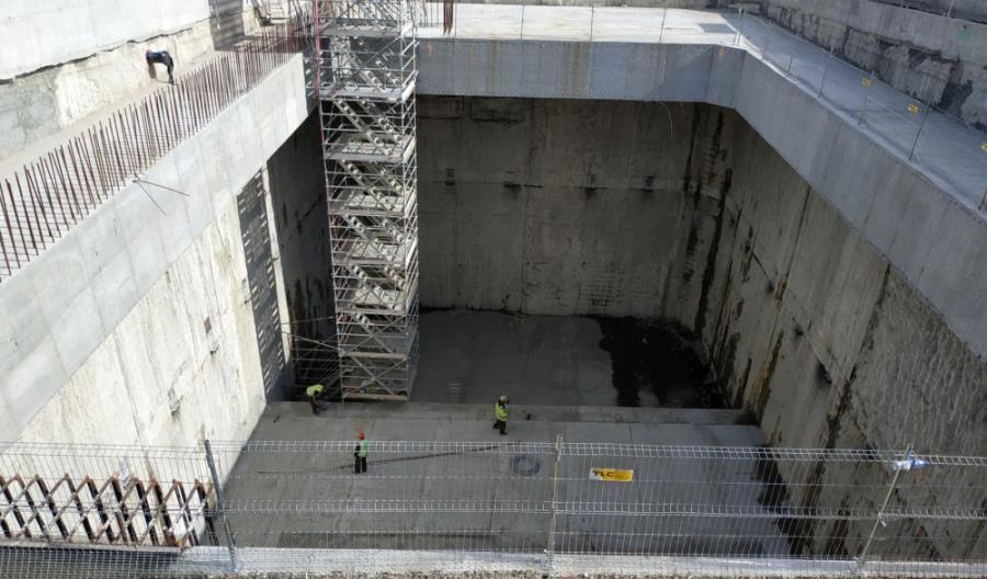 Świnoujście. Ostatnie 10 metrów drążenia tunelu!