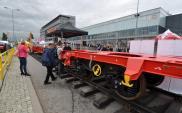 Nowy wagon towarowy DB Cargo Polska. Może zmieniać długość, przewieziemy nim niemal wszystko