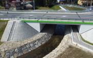 Nowy most w ciągu DK-19 gotowy