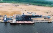 Ust-Ługa:Terminal kontenerowy zdobył ważnego klienta