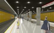 Metro: Tak mogły wyglądać stacje ostatniego odcinka II linii