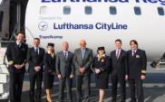 Lufthansa silniejsza w Krakowie