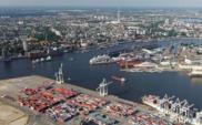 Port w Hamburgu notuje niewielki wzrost przeładunków