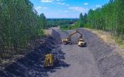 Ruda Śląska: Trasa N-S w budowie. System czujników zwiększy bezpieczeństwo