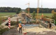 Rośnie nowy most kolejowy pomiędzy Polską a Niemcami