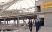 Port Lotniczy Gdańsk: Premier na budowie terminalu