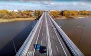 Warszawa: Most Łazienkowski otwarty