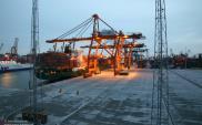 Kolej dostosowana do potrzeb gdyńskiego portu
