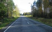 Droga w okolicach Strzyżowa do przebudowy
