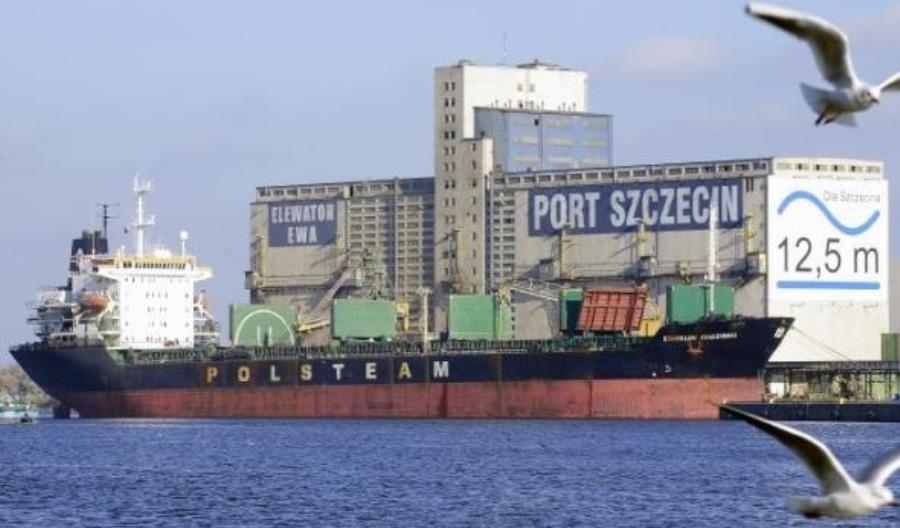 Przepustowość terminala w Świnoujściu będzie wynosić 500 kontenerowców rocznie