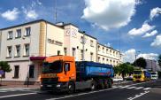 Łódź: O jedną piątą mniej TIRów na ulicach