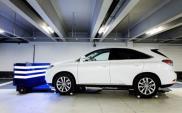 Na paryskim lotnisku za parkowanie aut odpowiada robot