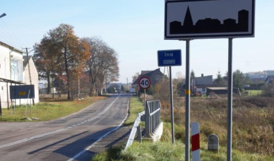 Jeszcze w tym roku ruszy przebudowa odcinka DW nr 151 Ińsko-Ciemnik