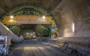 Wydrążono już pół kilometra tuneli na Zakopiance