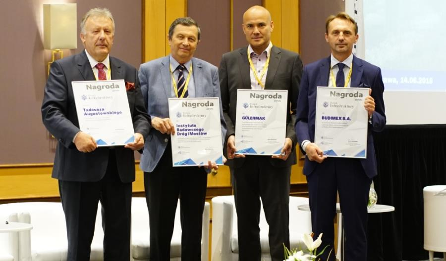 Nagrody portalu RynekInfrastruktury.pl przyznane