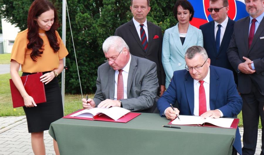 Polska i Słowacja porozumiały się w sprawie Via Carpatii