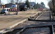 Łódź: Pierwsza połowa Rokicińskiej prawie gotowa