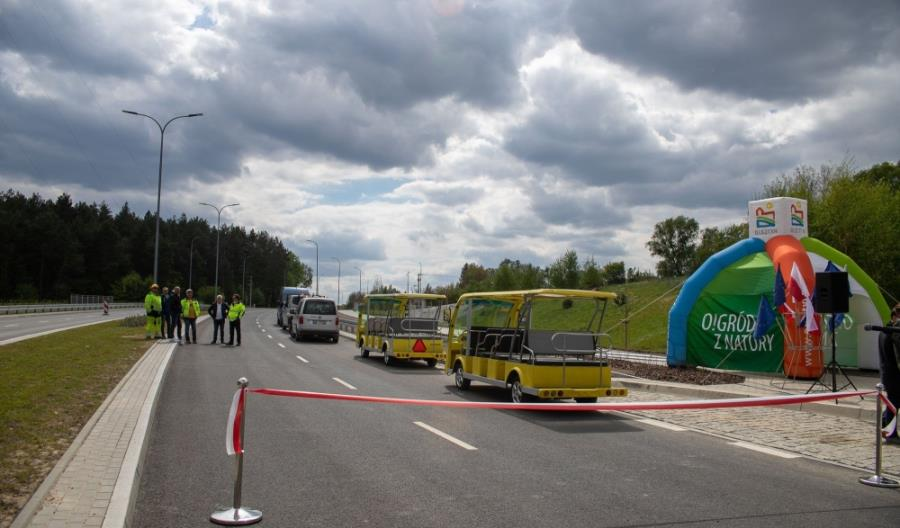 Olsztyn: Miejskie połączenie z obwodnicą gotowe. Czas na GDDKiA