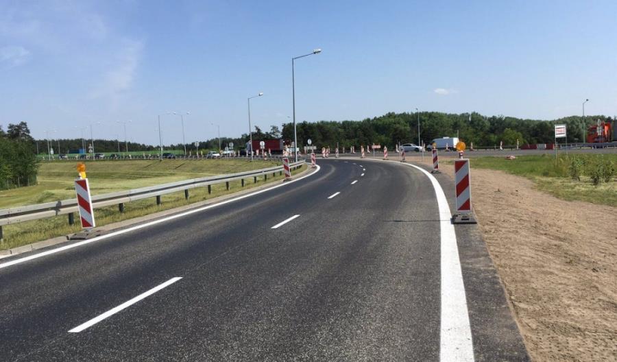 Zakończył się drugi etap prac na obwodnicy Poznania w ciągu A2