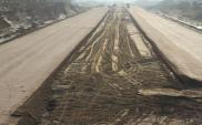 Łódzkie: Prace przygotowawcze do budowy S14 [zdjęcia]