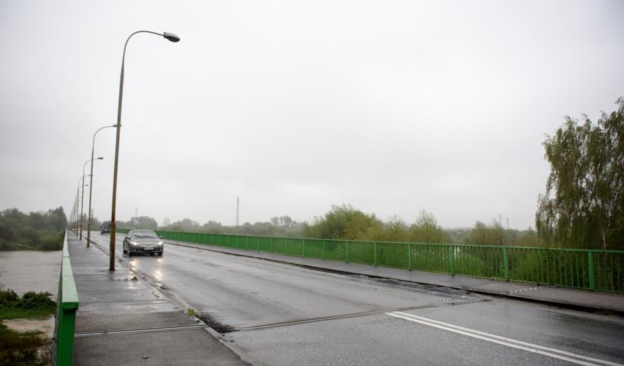 Rusza projektowanie zamkniętego mostu przez Dunajec koło Tarnowa
