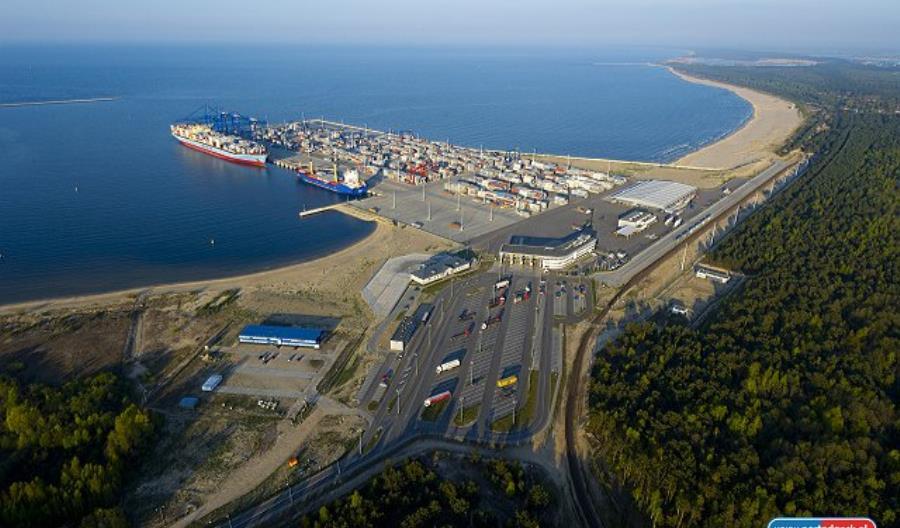 Gdańsk na 15. miejscu wśród europejskich portów kontenerowych
