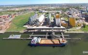 Port Gdańsk ze spadkami, ale w czołówce portów europejskich
