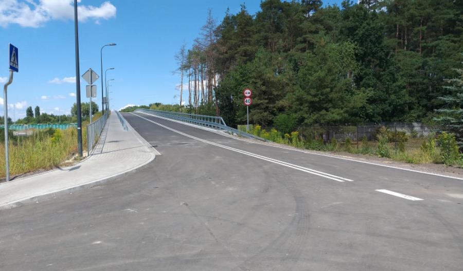 Warszawa. Jeździmy nowymi wiaduktami na Wawrze