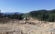 Rozkręca się plac budowy na obejściu Węgierskiej Górki