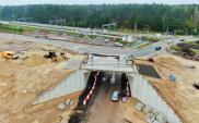 Postępują prace przy wiaduktach nad Rail Baltica