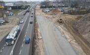 Wysokomodyfikowany asfalt na drodze do Trójmiasta