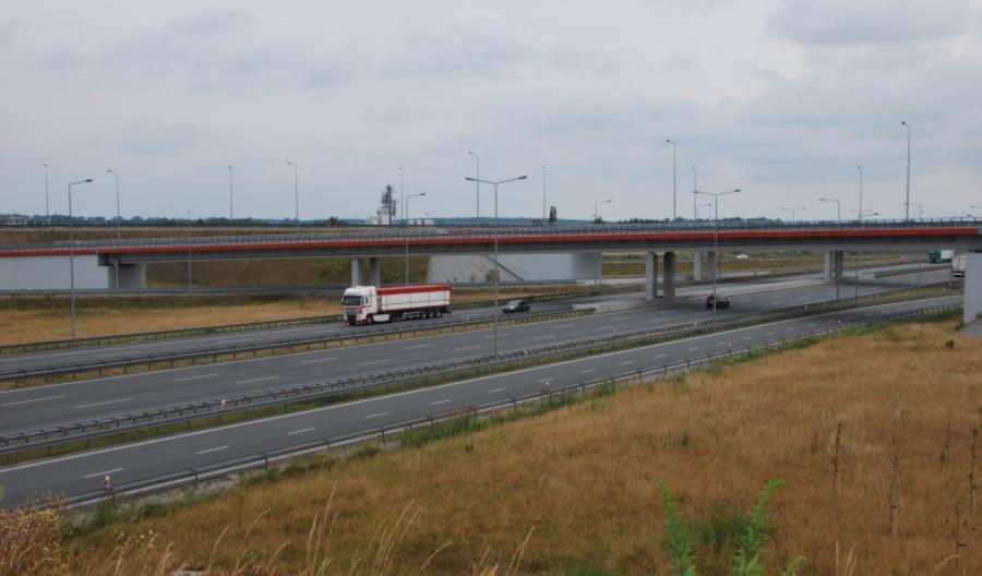 Bliżej poszerzenia A2 między Łodzią i Warszawą