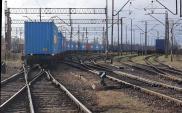 Opóźnione pociągi z Chin wpadły w prace torowe w Małaszewiczach