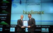 Budimex pozostaje w gronie RESPECT Index