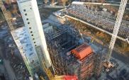 Zabrze: Fortum rozpoczęło montaż kotła w nowej elektrociepłowni