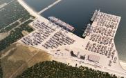 Rozpoczęła się budowa drugiego terminalu DCT Gdańsk
