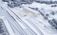 Nowy dworzec w Goleniowie prosto z Austrii