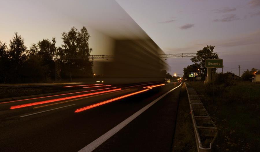 Płatności za autostrady tylko dla ciężarówek?