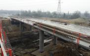 Kraków: Mimo zimy, prace na tzw. Trasie Nowohuckiej trwają
