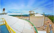 Trzeci zbiornik LNG w Świnoujściu zwiększy moc regazyfikacyjną terminalu