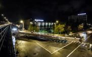 Rekordowy ponadgabaryt przejechał przez Gdynię [FOTO]