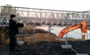 Most nad Wartą w Skwierzynie coraz bliżej