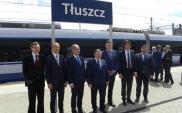 Komisja Europejska wizytowała Rail Baltikę