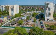 Metro: Przygotowania do budowy ścian szczelinowych na Trockiej