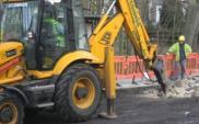 Płock: Naprawa nawierzchni na miejskich ulicach